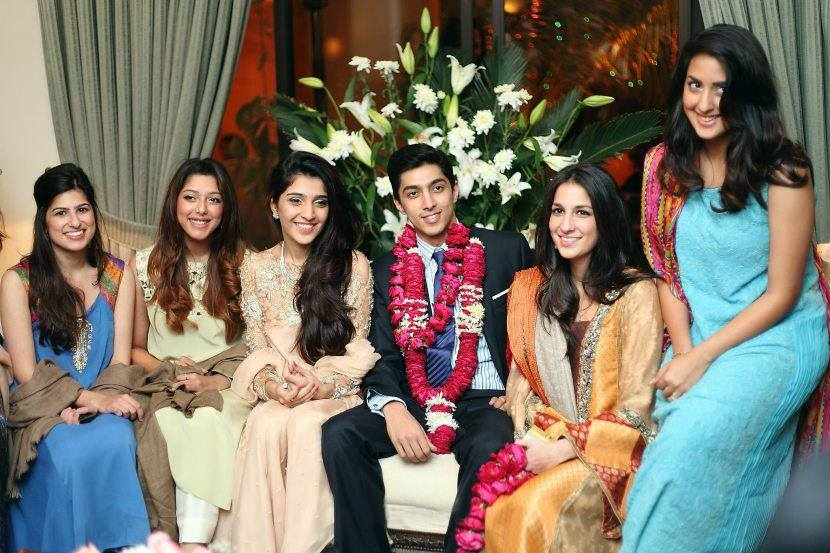 Ali Tareen Family