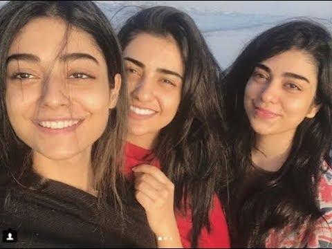 Sarah Khan Family