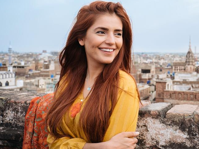 Momina Mustehsan Age and Education