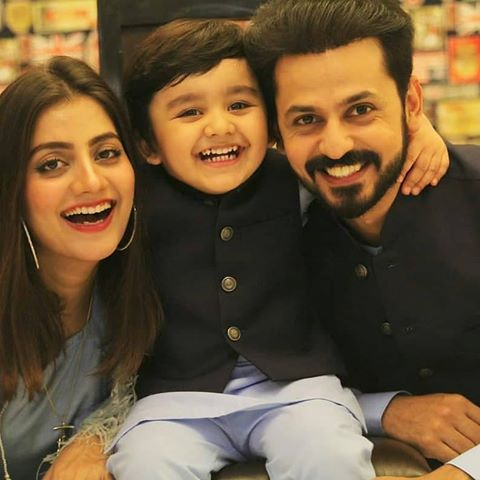 Bilal Qureshi Family