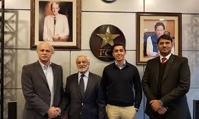 Ali Tareen wins the bid of sixth PSL team