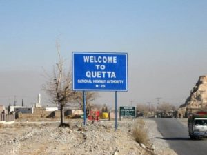 Karachi To Quetta Train Ticket Price