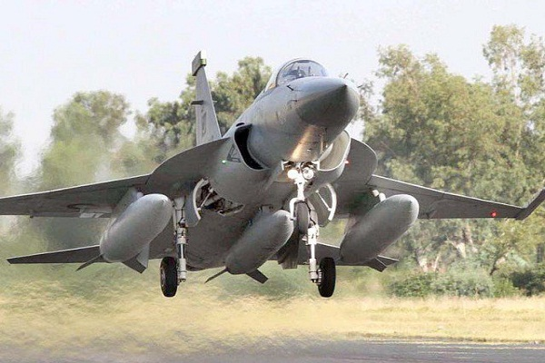 Two Indian Jets Downed, Pilot Captured By Friendly Forces (2)