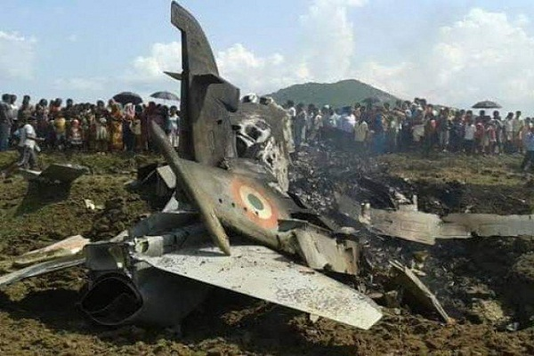 Two Indian Jets Downed, Pilot Captured By Friendly Forces