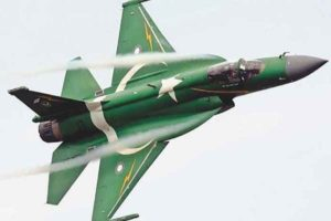 JF-17, Not F-16, Used To Shoot Down MiG 21 CNN Report