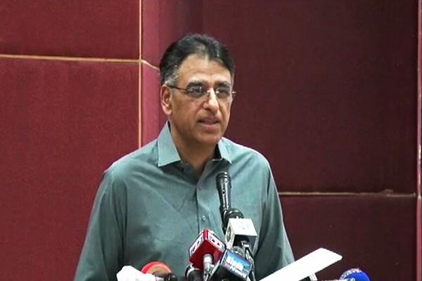 Economy Has Come Out Of Crisis: Asad Umar