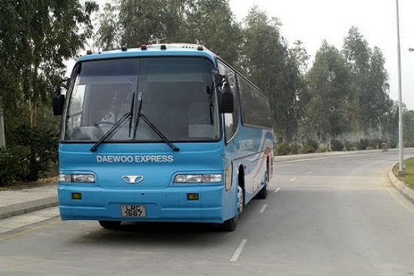Abbottabad to Sargodha Daewoo Bus Ticket Prices Timing And Fares